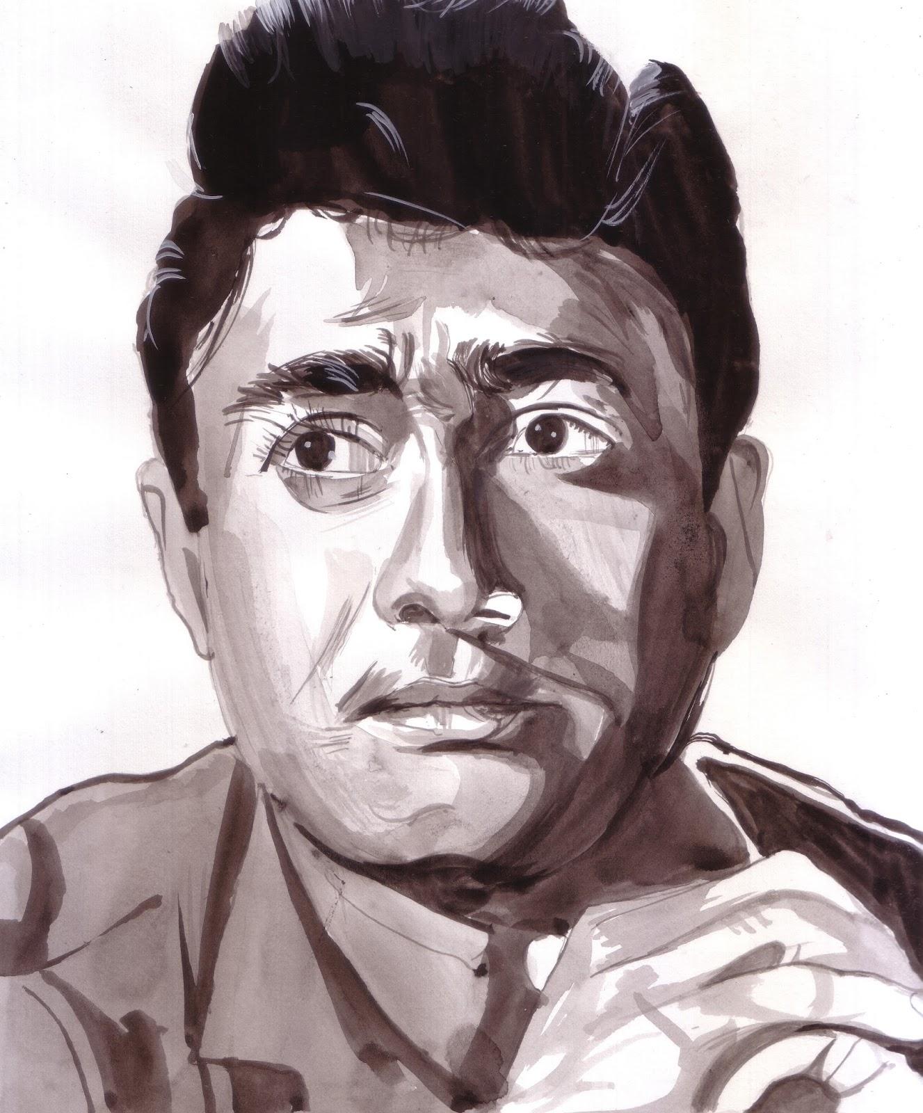 image-Dev-Anand-Portrait--Saurabh-Turakhias-passion-for-celebrity-portraits-mediabrief