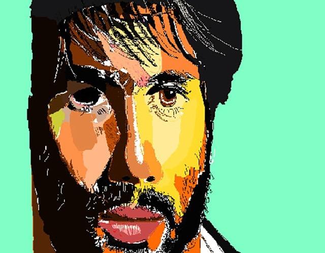 image-Shahid-Kapoor-Saurabh-Turakhias-passion-for-celebrity-portraits-mediabrief