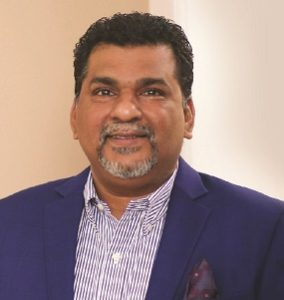 Vynsley Fernandes, CEO, IMCL