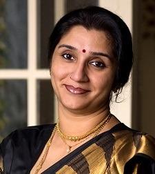 image-Deepti Sivan Pillay, Business Head, Zee Keralam at launch of channel in Kochi