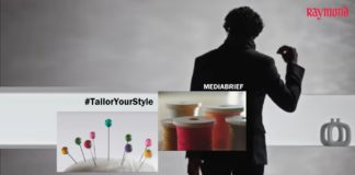 Raymonds Tailor Your Style campaign by Grey India executed brilliantly by Magic Lantern MediaBrief-1