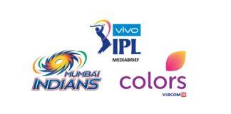 image-COLORS to be Principal Sponsor of Mumbai Indians in VIVO IPL 2019 - MediaBrief