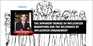 image-roger darashah piece on influencer marketing and influencer engagement - mediabrief10