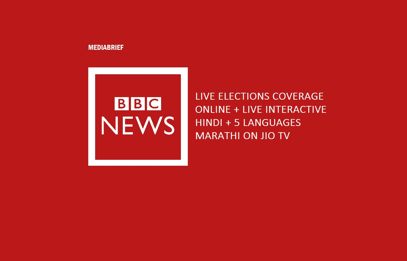 Bbc News To Bring Election Results In 5 Languages Online And On Live Interactive Mediabrief