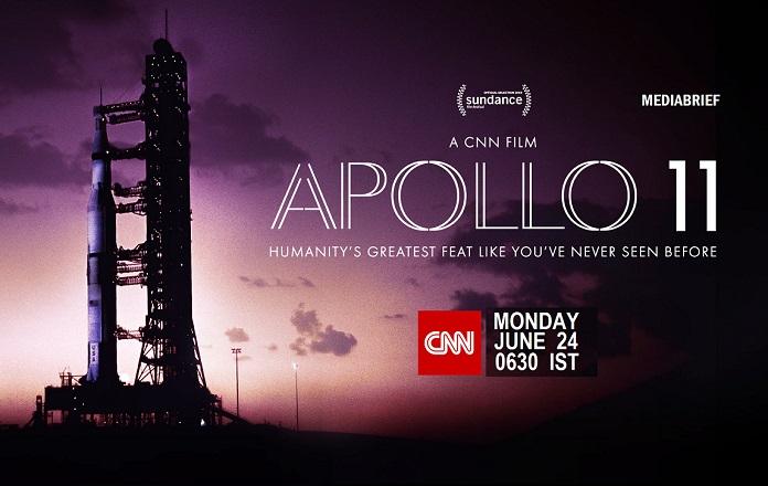 image-CNN Films to premiere Apollo 11 - 24 June 2018 MediaBrief