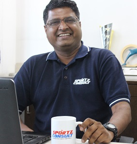 image-Jitendra Joshi - Co-Founder and Director at SportzConsult - -MediaBrief