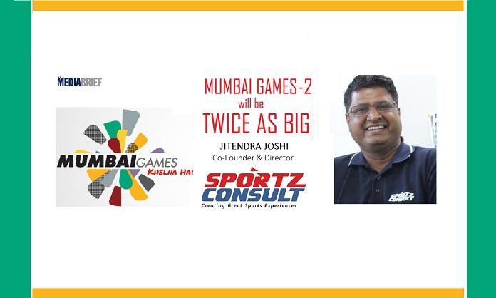 image-INPOST-sportzconsult-Jitendra Joshi interview-about-Mumbai-Games-2nd-EditionMediaBrief
