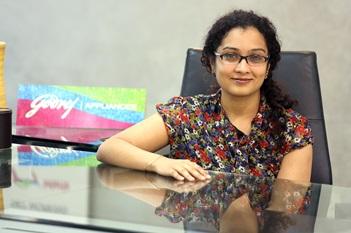 image-Swati-Rathi- Marketing Head-Godrej Appliances-Cricket-Campaign-MediaBrief