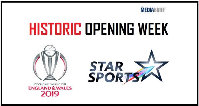 image-ICC-CWC 2019-has biggest ever opening week on Star Sports in ICC history MediaBrief