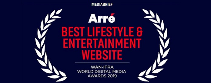 image-Arre-wins-Gold-at-WAN-World-Digital-Media-Awards-2019-MediaBrief
