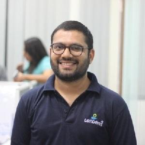 image-Bhavin Patel - Founder & CEO at LenDenClub - MediaBrief