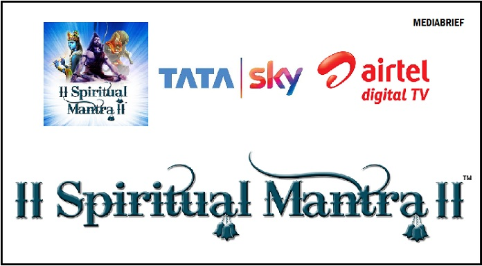 image INPOST Devotional channel Spiritual Mantra from Nirvana Digital crossES 3 mn subscribers now available on TATA Sky Airtel DTH MediaBrief