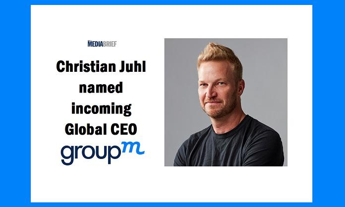 image-inpost-WPP names Christian Juhl Incoming Global CEO of GroupM-MediaBrief