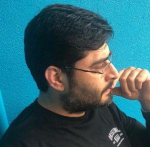 image-Ankush Sabharwal - Founder & CEO -CoRover