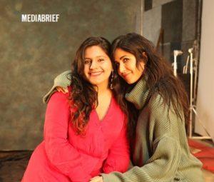 IMAGE-Getting Chatty with Katty host Kajol Mathur with Katrina Kaif