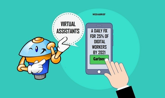 IMAGE-INPOST-GARTNER-REPORT-SAYS-VIRTUAL ASSITANTS WILL BE USED DAILY BY 25% OF DIGITAL WORKERS BY 2021 - MEDIABRIEF