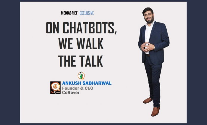 image-INPOST-Ankush-Sabharwal-Founder-&-CEO-of-CoRover-speaks-with-MediaBrief