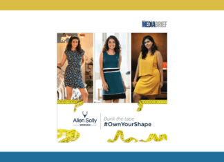 image-#Own Your Shape with the perfect dress, Allen Solly tells women Mediabrief