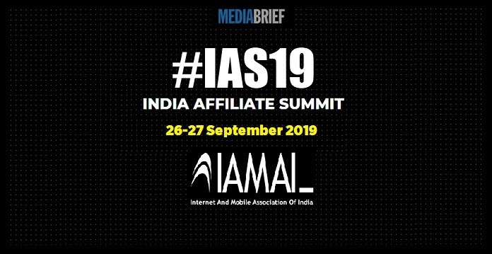 image-IAMAI's--India's biggest Affiliate Networking Summit IAS2019-on-Sept 26-27-MediaBrief