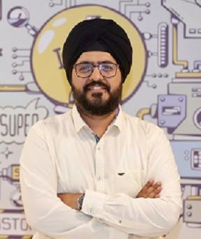 Mandeep Singh_VP-Marketing_Aegon Life