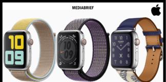 image-Apple Watch Series 5 unveils by Apple Mediabrief