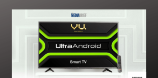 image-Vu Televisions launches the Vu UltraAndroid TV Mediabrief