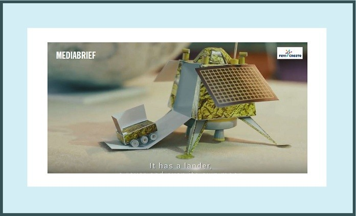 image - inpost-Month-long Fevicreate from Pidilite to commemorate historic Chandrayaan mission - MediaBrief
