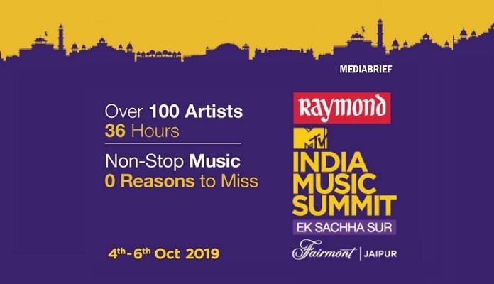 image-inpost-Raymond MTV India Music Summit MediaBrief