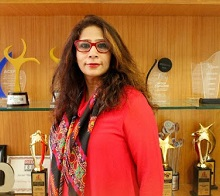 Naila Patel, Executive Creative Director, Mirum India