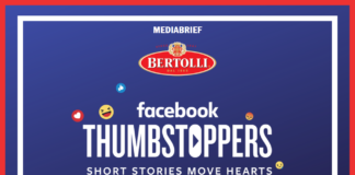 image-Bertolli Olive Oil with Facebook Thumbstoppers Mediabrief