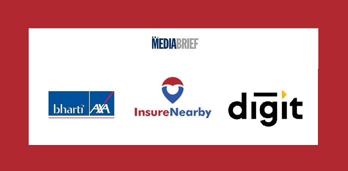 image-inpost-insurenearby-bharti axa - godigit tie up for bike insurance - mediabrief