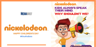 image-Nickelodeon's Children's Day campaign #Khulkebolo Mediabrief