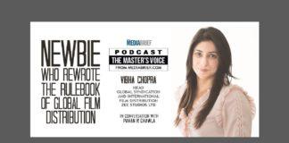 image-Vibha-Chopra-Zee-Studios Ltd- on-The-Master's Voice-Podcast-of-MediaBriefDotCom