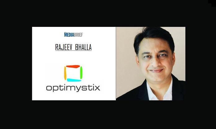 image-Rajesh Bhalla - Former Times Studio CEO - is Director & Group CEO - Optimystix Entertainment - MediaBrief