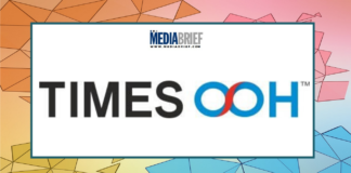 image-Times OOH live-streams India Economic Conclave 2019 with giant LED Video-walls at Mumbai International Airport Mediabrief