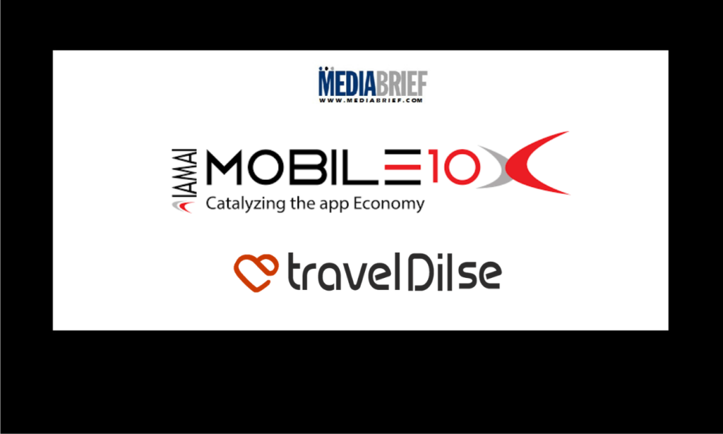 image-IAMAI - Mobile 10X selects TravelDilSe as the next incubated start-up Mediabrief
