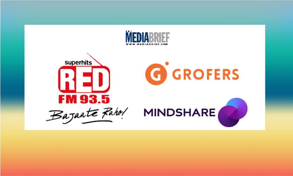 image-RED FM turns Orange FM for Grofers again Mediabrief