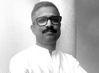 Janmenjoy Mohanty (Regional Creative Officer, Lowe Lintas Delhi)