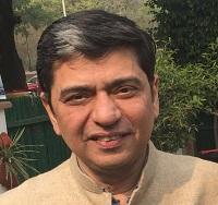 Santosh Desai, MD & CEO FutureBrands India and Co-Curator of FLOW