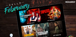 image-From 'Judgement Day' to 'Shukranu', ZEE5 Global announces a power-packed lineup for February Mediabrief