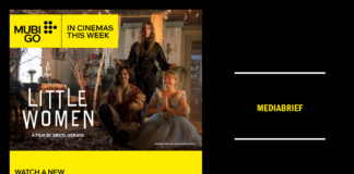 image-Watch the Oscar nominated LITTLE WOMEN this week with curated streaming service MUBI Mediabrief
