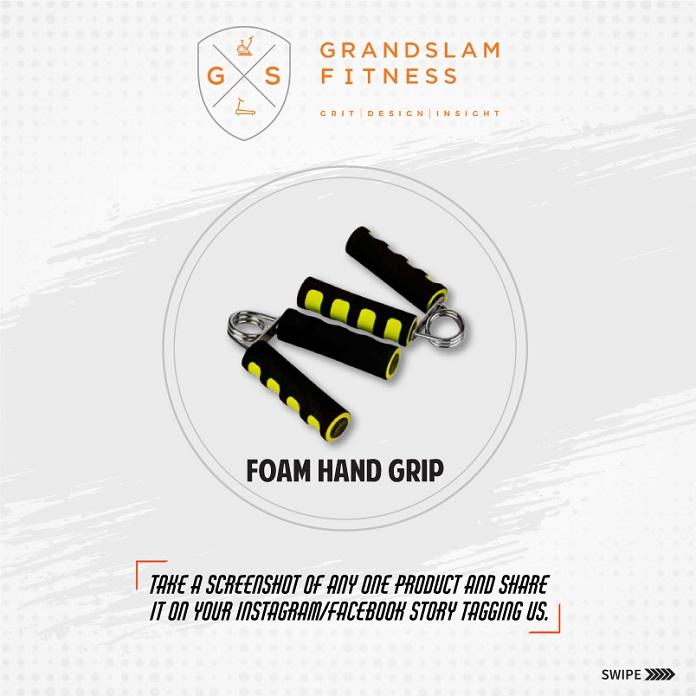 Grand Slam Fitness #FightagainstCorona campaign