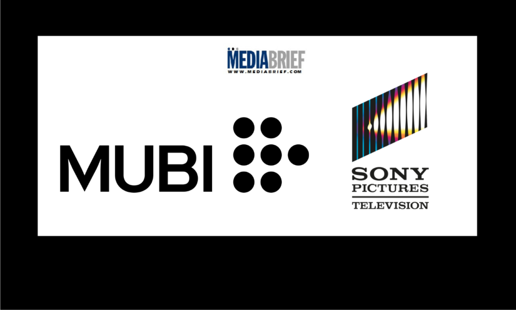 image-MUBI partners with Sony Pictures Television India to bring 100 feature films to its MUBI WORLD channel Mediabrief