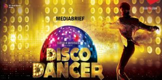 image-Saregama ventures into the live events space with their first ever stage musical – Disco Dancer Mediabrief
