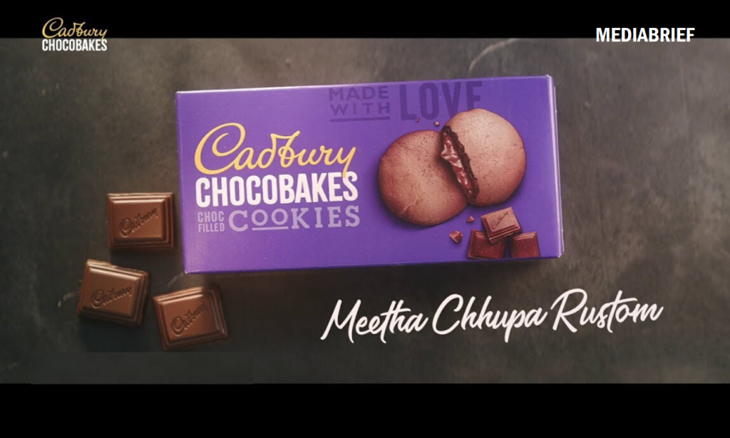 image-The new Cadbury Chocobakes campaign brings out the 'Meetha Chuppa Rustom' in you Mediabrief