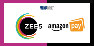 image-AmazonPay to offer special cashback on ZEE5 subscription Mediabrief