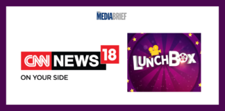 image-CNN-News18 drives away lockdown blues with 'Lunchbox' with Shilpa Rathnam Mediabrief