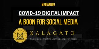 image-KalaGato report on COVID-19 part 1 - A Boon For Social Media-MediaBrief