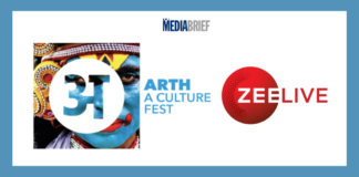 image-Zee Live's Arth- A Culture Fest to launch a new Digital Format Mediabrief
