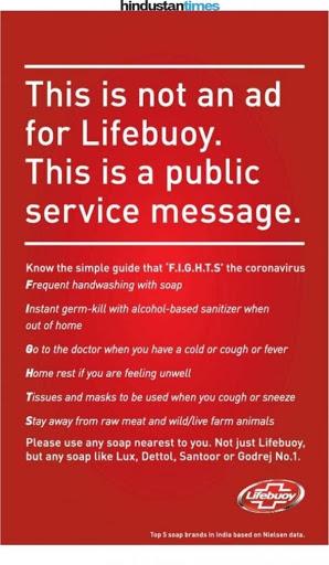 Lifebuoy Ad